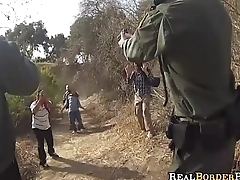 Overdue Mexican Hitch-Hiker Punished Fucking