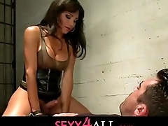 Tied and fucked by pretty shemale (www.sexx4all.com)