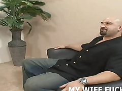 You can watch me riding a real mans cock