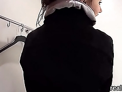Stellar czech sweetie was teased in the supermarket and drilled in pov