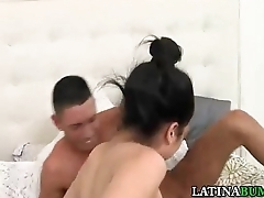Latina Babe Sasha Woodyhaven Having Pickupsex - Sexy Sasha