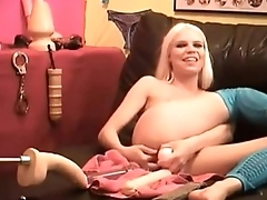 blonde way-out anal and deepthroat huge dildos - she is live at DIRTYWEBCAMS.TK