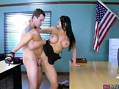 My Dirty Talking Prof - Audrey Bitoni, Jessy Jones