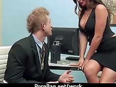 Busty boss office sex 5