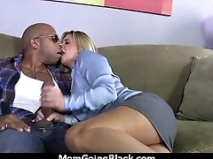 Naughty mom get boned by Black dude 22