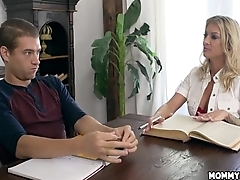 Homeschool Sex Ed With Pornostar Synthia Fixx, Kimmy Granger