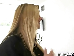 Dealings Action For Money With Cute Unsightly Horny Girl (Esmi Lee&amp_Kendra Lynn) video-10