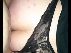 Girlfriends tight pussy