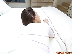 Astonishing StepSis Fauxcest Deviating Roleplaying With StepBrother