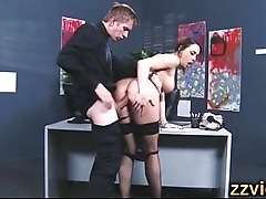 Chanel Preston office fuck