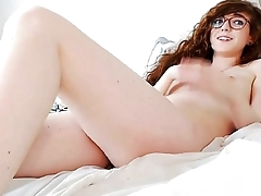 Webcam Redhead girl playing helter-skelter herself - see more at HornyNakedGirls.online