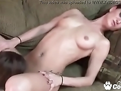 Autumn Bodell &amp_ Indigo Augustine Eat Each Others Pussy