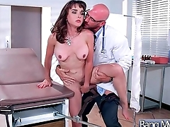 Perv Doctor Give Sex Treat For Horny Sluty Patient (Cytherea) mov-05