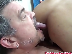 Footloving daddy analfucking filipino twink