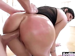 Hard Anal Deep Bang With Big Wet Curvy Butt Adverse Girl (shay fox) mov-27