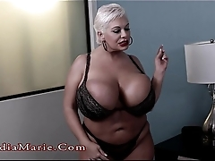 Claudia Marie Big Boob Staycation 2