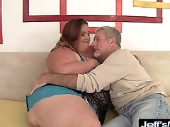 Giant Natural Boobed comprehensive fucked
