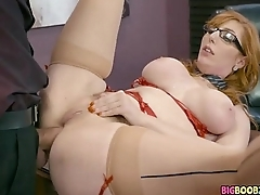 The New Girl Part 2 - Lauren Phillips, Danny D