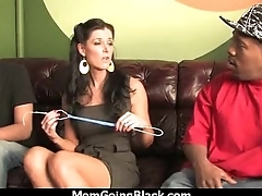 Watching my Mom Get Fucked By Big Black Guy 12